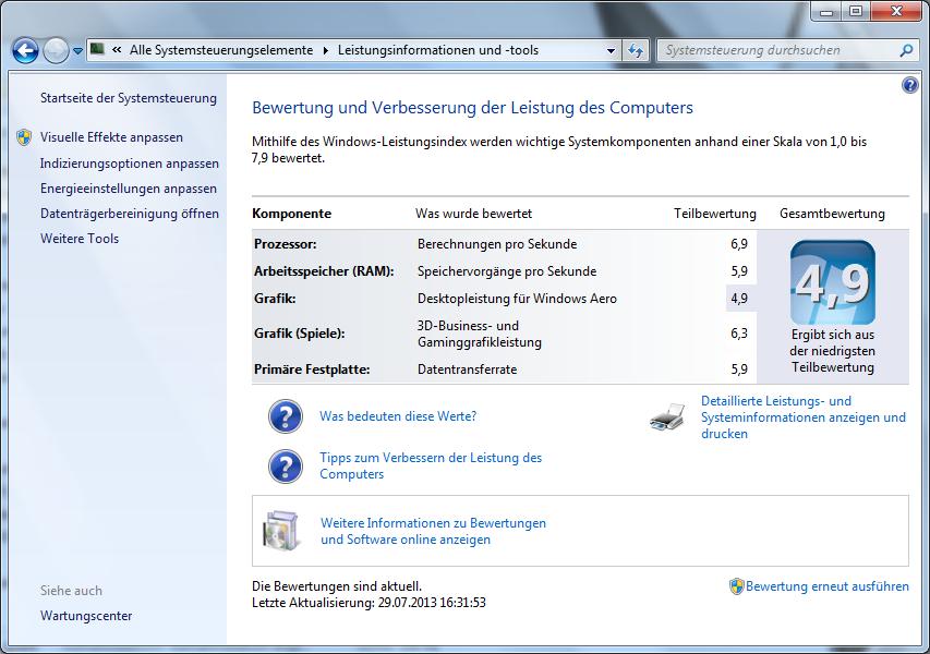 Acer_Aspire_S3_391_Win_7_Leistungsindex